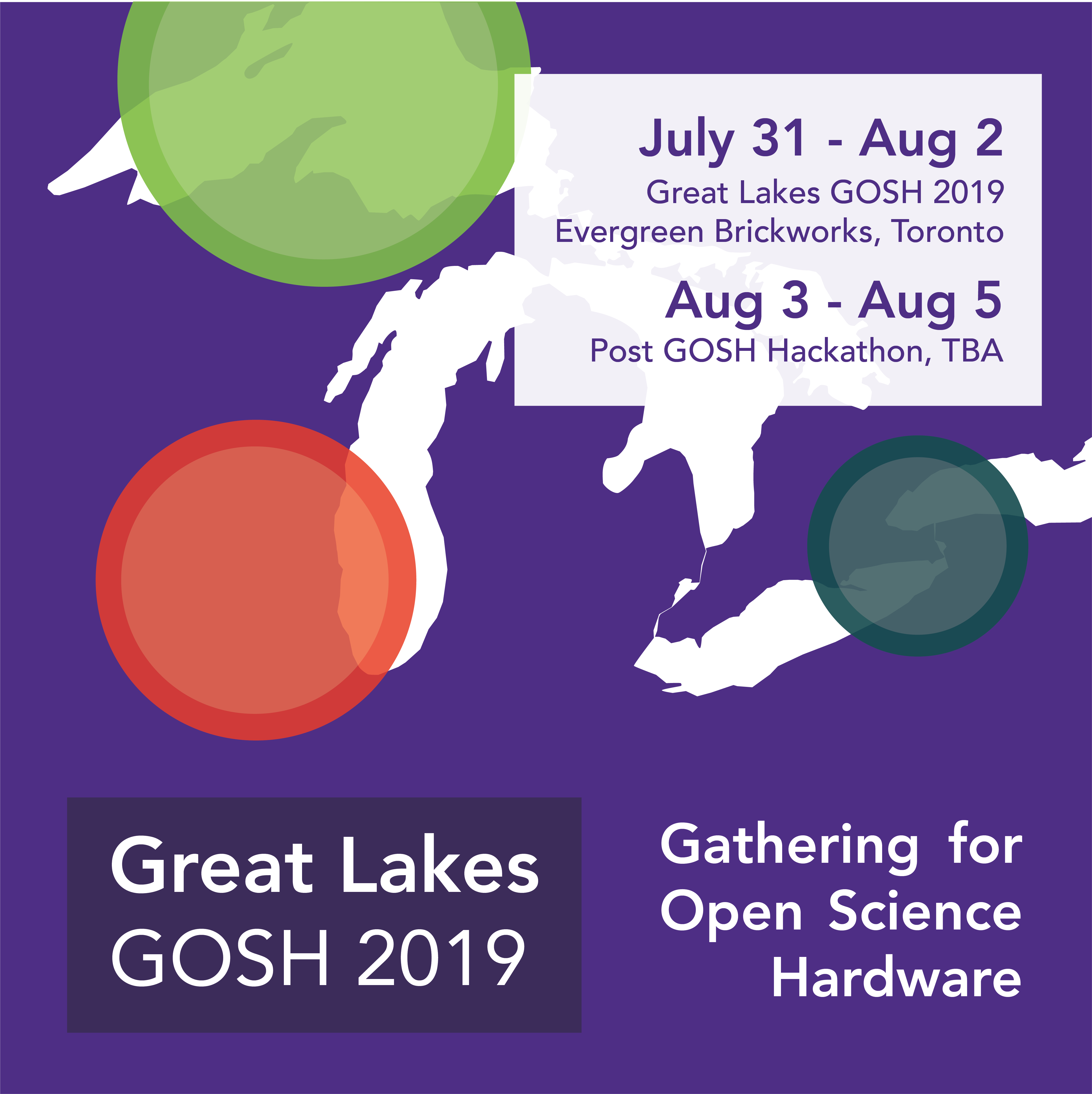 Great Lakes GOSH 2019